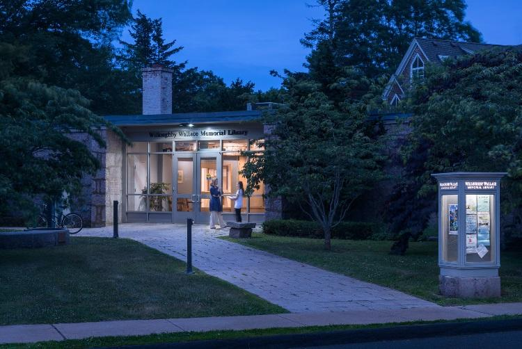 Willoughby Wallace Memorial Library | Town of Branford, CT