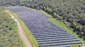 Branford Tabor Solar Farm